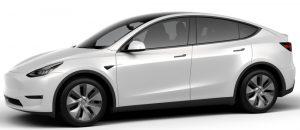 Tesla Model Y SR